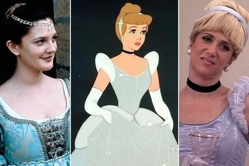 Fairy Tale Princess Face-Off: Cinderella Edition