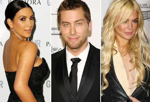 Celebs in the NOH8 Campaign