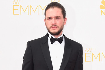 Important: Kit Harington Is Keeping the Man Bun Alive