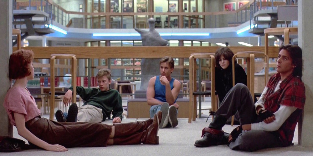 30 Things You Never Knew About 'The Breakfast Club'