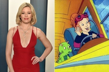 Elizabeth Banks To Play Ms. Frizzle In 'Magic School Bus' Movie