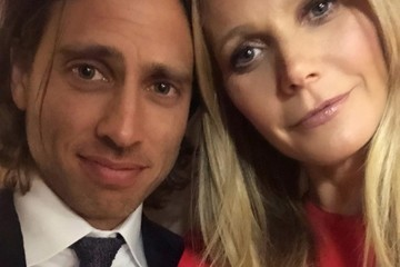 Gwyneth Paltrow And Brad Falchuk Just Got Hitched