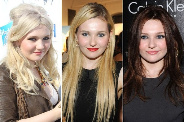 Abigail Breslin's Platinum Makeover, How 'Orange is the New Black' Stars Got Madeunder, and More!