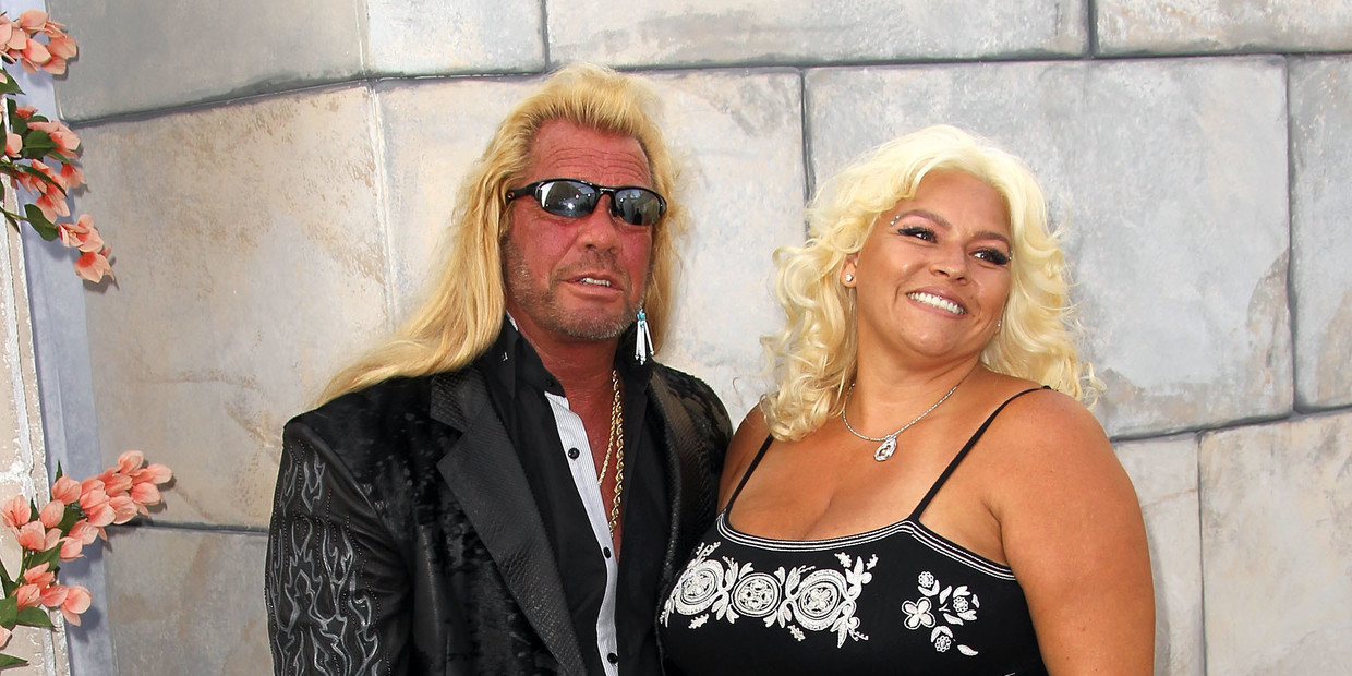 Beth Chapman Wife Of Dog The Bounty Hunter In Grave
