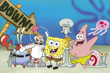 Which 'SpongeBob SquarePants' Character Are You?