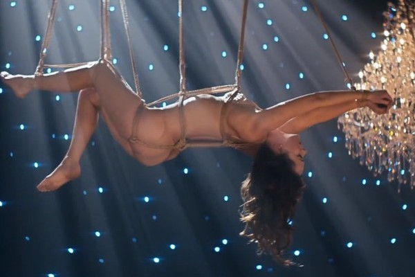 The Weeknd's 'Fifty Shades of Grey' Music Video Leaves Little to the Imagination