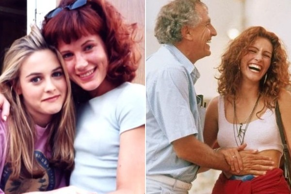 Rare Behind-The-Scenes Photos from Your Favorite Romantic Comedies