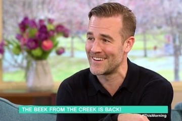 Here's Why You Should Never Ask James Van Der Beek About 'Dawson's Creek'