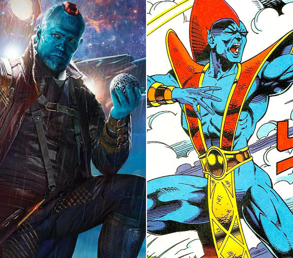 Guardians Of The Galaxy Comic Book 2008