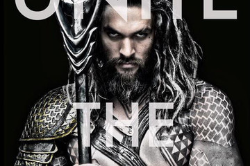 Here's the First Picture of Jason Momoa as Aquaman