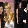 Kim Kardashian (2006 and 2011) - Reality TV Stars Then and Now