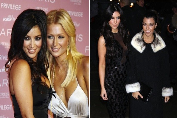 Kim Kardashian 2006 And 2011 Reality Tv Stars Then And Now Zimbio