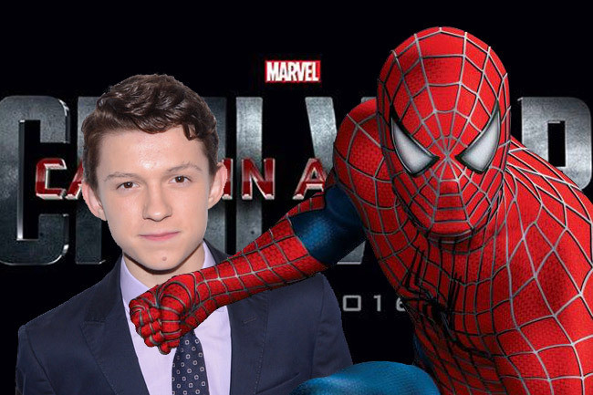 Spider-Man Confirmed for 'Captain America 3'