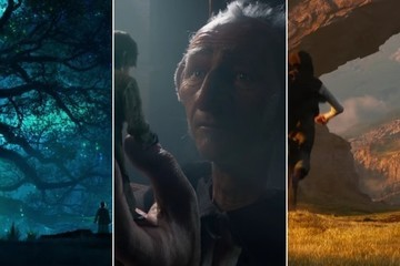 The New Trailer for Disney's 'The BFG' Is Heartbreakingly Beautiful