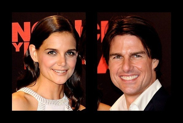 Katie Holmes is married to Tom Cruise