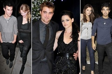 The Tangled Web of 'Twilight' Romances