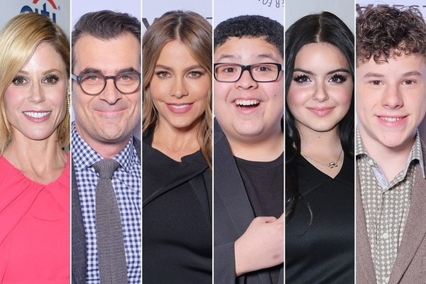 'Modern Family' Stars Reveal Their Family Traditions