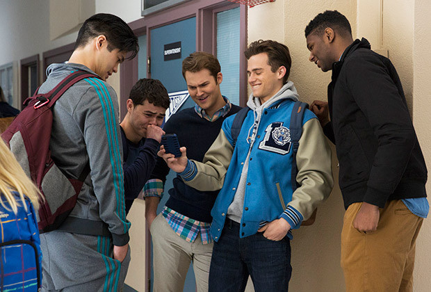 Super Savvy '13 Reasons Why' Star Justin Prentice Says Boys Like Bryce Can Be Reformed — With a Lot of Hard Work