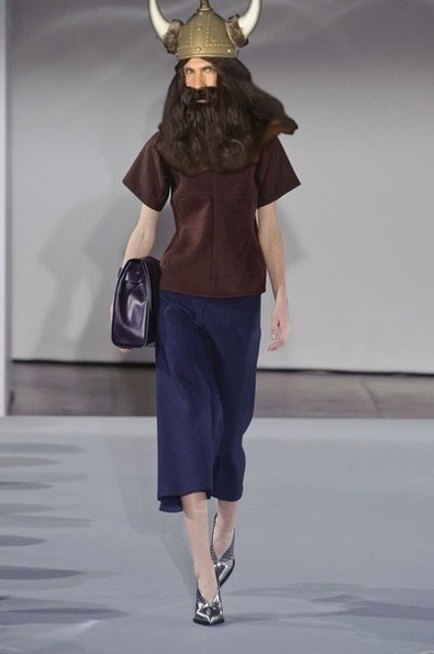 This Just-Discovered Pre-Viking Tunic Is So Jil Sander