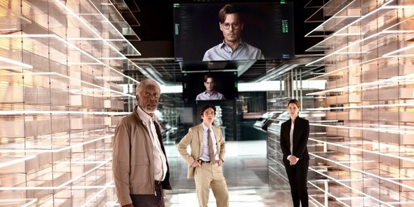 Weekend Watch: Should We Believe in 'Transcendence'?