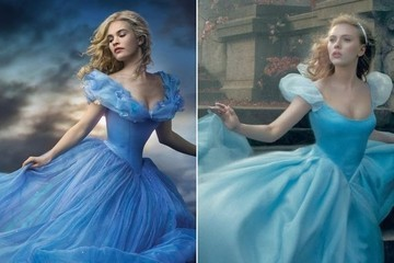 The New Poster for Disney's 'Cinderella' Looks Very Familiar