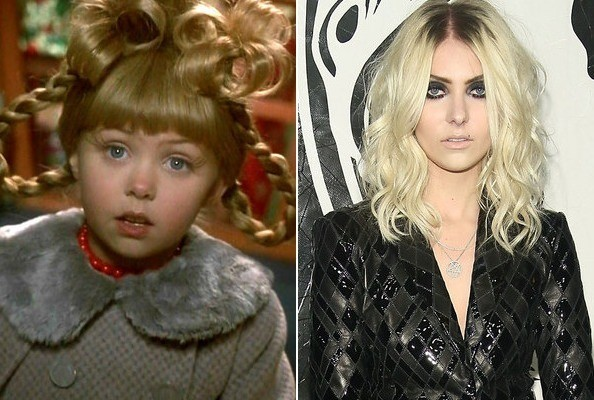 Taylor Momsen, 'How the Grinch Stole Christmas' - Where Are They ...