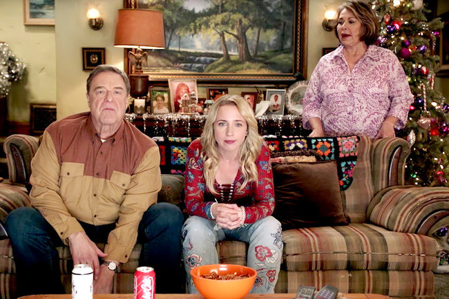 Dan Returns From The Dead In The Latest 'Roseanne' Revival Promo