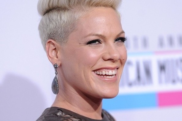 Pink Declares June 'Crazy Hair Month,' Gets a New Look
