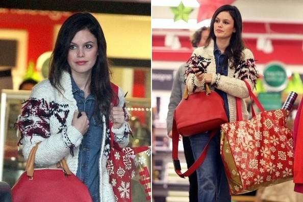 You'll Never Guess Where Rachel Bilson Shops!