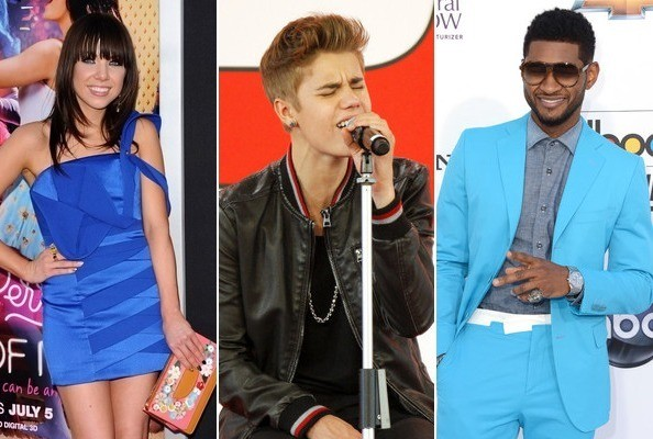 Hear Justin Bieber Sing Usher's 'Climax' and More Hit Songs » Celeb News/Justin Bieber