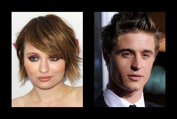 Emily Browning is dating Max Irons