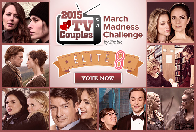 2015 TV Couples March Madness Challenge: Vote in the Elite 8