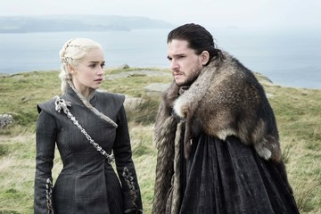 Newly Released 'Game of Thrones' Photos Show Daenerys & Jon Getting Closer