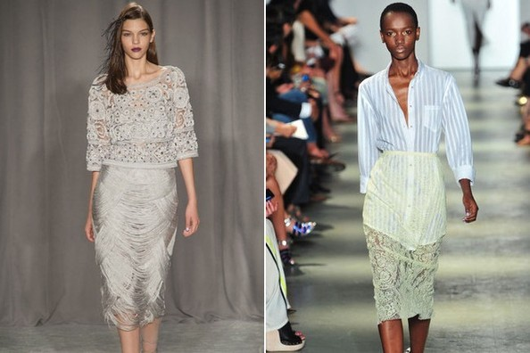 Fashion Trend Report: Pastel Lace