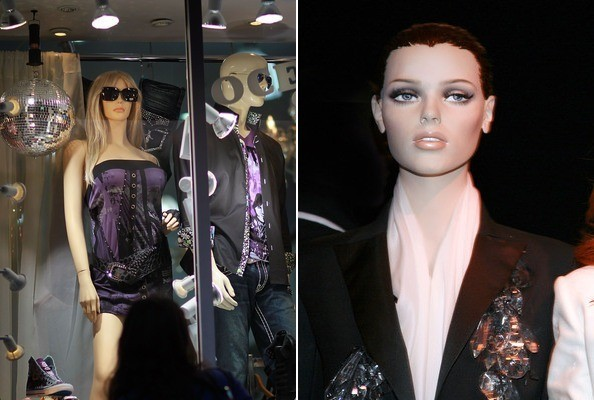 Store Mannequins May Be Watching You