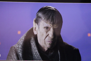 See Leonard Nimoy Become Spock for the Final Time