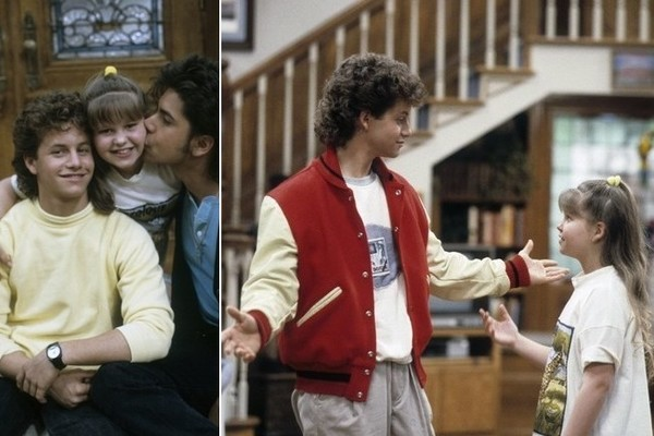 Kirk and Candace Cameron, 'Full House' - Celebrity ... | 600 x 400 jpeg 60kB