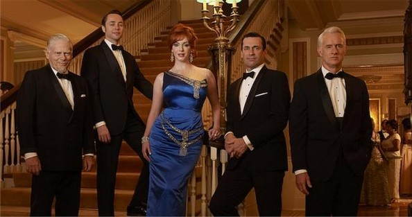 'Mad Men' Season 6 Promo Photos