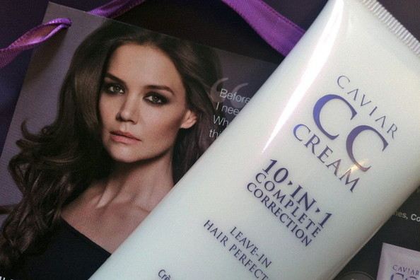 CC Creams For Your Hair Are Now a Thing