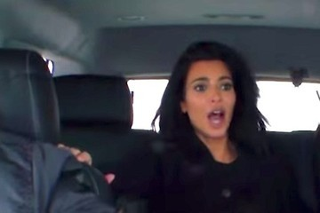 The Footage of the Kardashian Car Crash Is Actually Really Scary