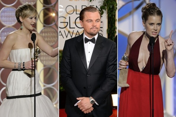 Golden Globes 2014 Winners