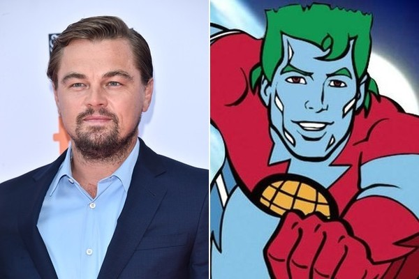 Of Course Leonardo DiCaprio Is Making a 'Captain Planet' Movie