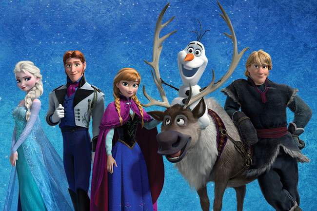 can you name all of the frozen characters trivia quiz zimbio