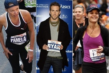 Stars Who Have Run Marathons