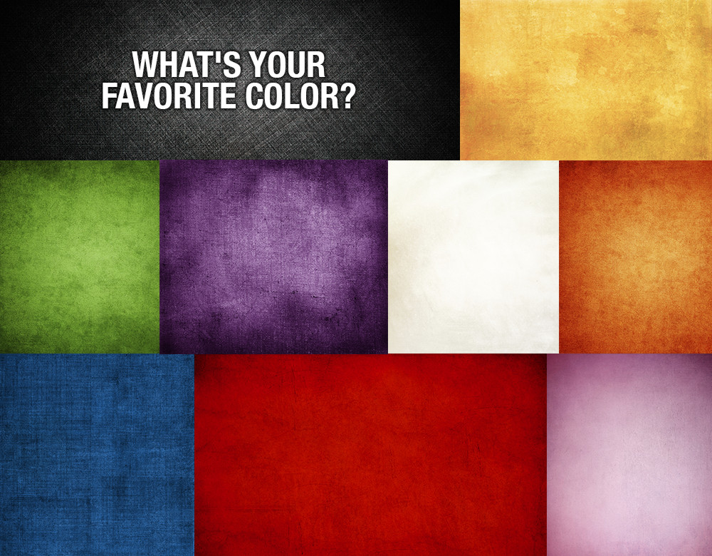 Can We Guess Your Favorite Color? - Quiz - Zimbio