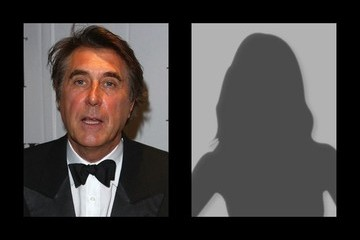 Bryan Ferry Dating History