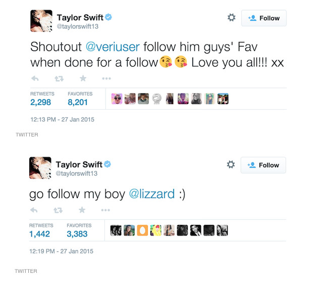 The Hacked: Taylor Swift - The Most Hilarious Celebrity