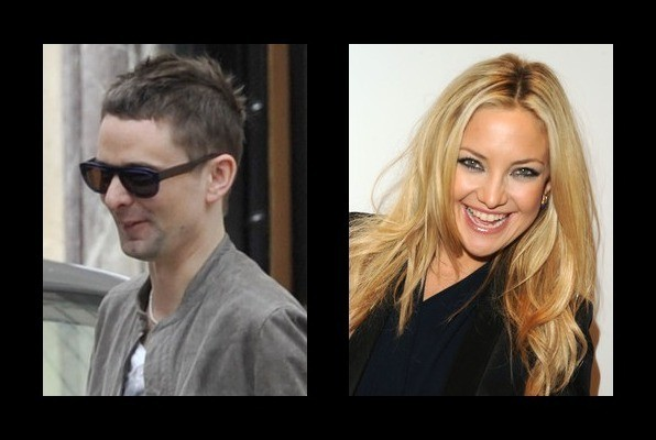 Matt Bellamy is engaged to Kate Hudson