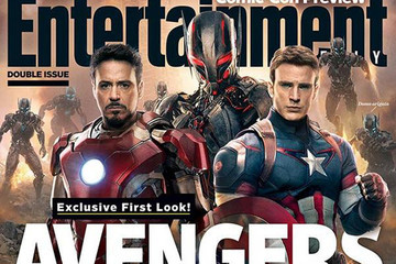 Here's Our First Official Look at 'Avengers: Age of Ultron'