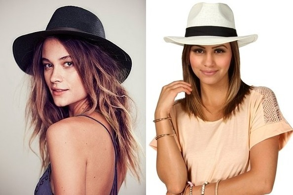 Easy Outfit Upgrade: Add a Straw Hat